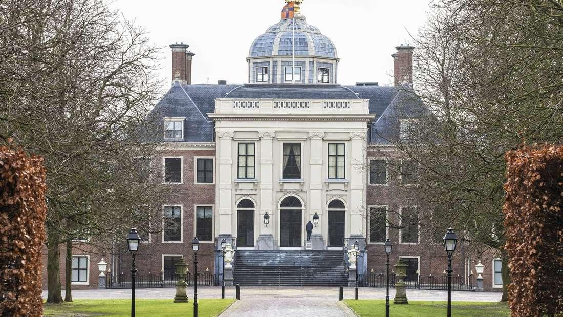 Schloss Huis ten Bosch in Den Haag
