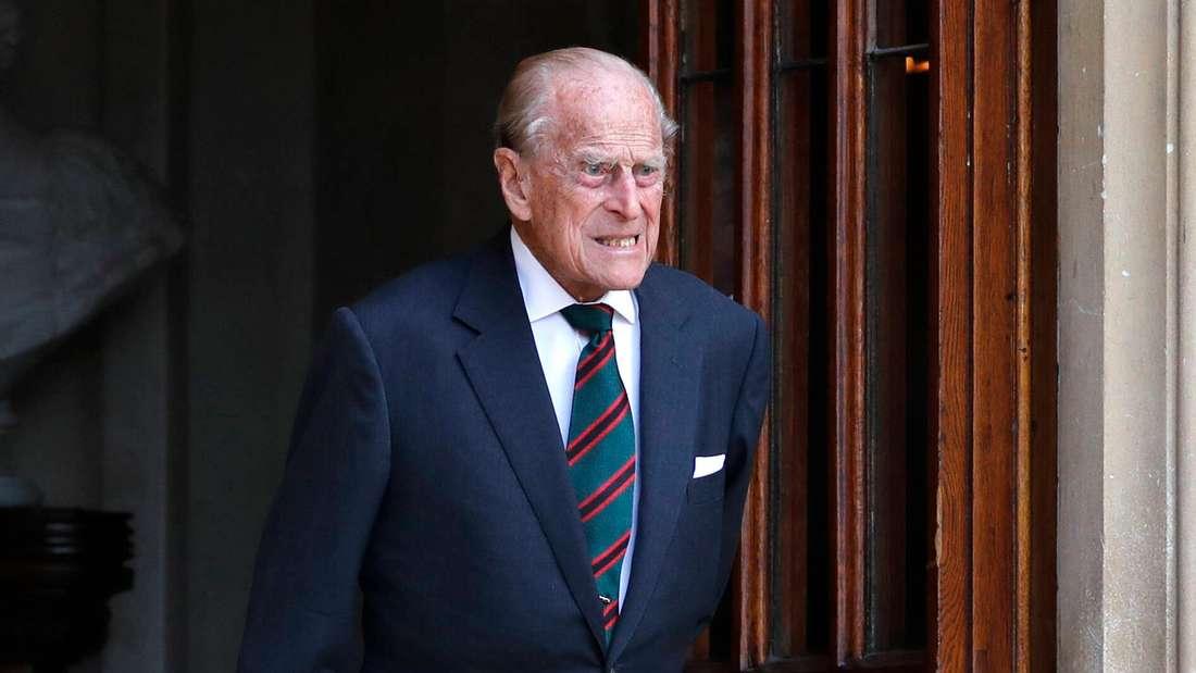 Prinz Philip, Herzog von Edinburgh