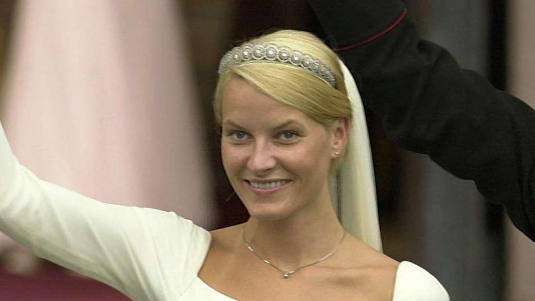 Hochzeit Prinz Haakon und Mette-Marit